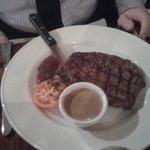 Rare - Medium steak - very fatty