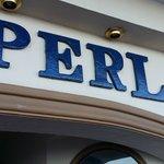 Hotel Perla on the Main Street