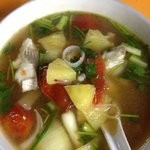 Tom yam paa(fish) no spicy