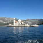 Our Lady of the Rocks Church, Montenegro