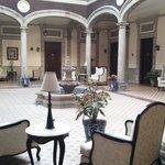 Lobby on 2nd floor