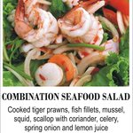 Combination Seafood Salad
