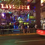 Várias boates como o Lavaquita ficam na Kukulkan