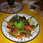 Great spicy shrimp