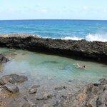 Carmbola Tide Pools
