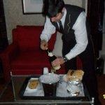 Room Service Amenities