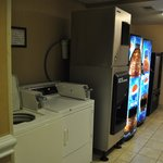 Washer and Vending