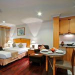 Foto di Admiral Suites Bangkok by Compass Hospitality