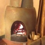 love our Kiva fireplace