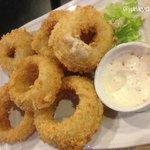 Crunchy Onion Rings