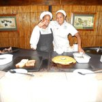 Good Cooks and Friendly Staff