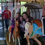 We love the Salem Riverfront Carousel!