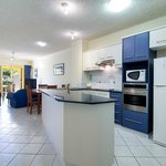 Full self catering kitchens