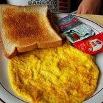 breakfast (western)