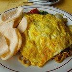 bali style breakfast