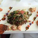 Extraordinaire homard !