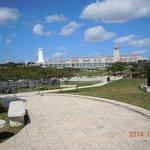 沖縄平和祈念堂と沖縄県平和祈念資料館