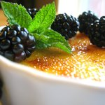 Our Creme Brûlée is to die for