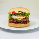 The 'Beast' burger