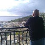 view of harbour & malta