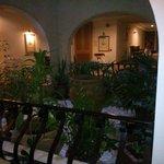 imdoor courtyard