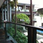 Pemandangan dari Balkon
