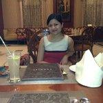 Dinner at Anghiti