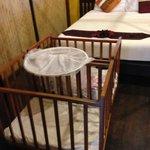 le lit bébé