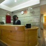 Reception & Lobby Area