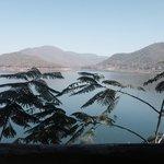 Balade en bateau sur le lac