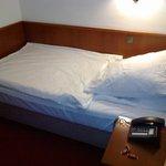 Кровать (немного коротковата)