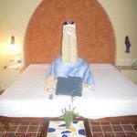 The Marina Lodge Camel/Bahaa's decoration