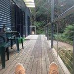 Stream side deck