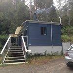 Stream side cabin