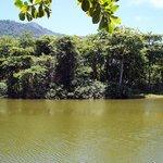 Água doce em Dois Rios
