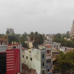Temple View from roof top