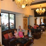 Shanker Hotel Lobby.