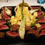 La mejor carne gallega madurada en el país vasco......