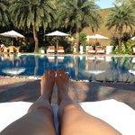 Swimming pool. Perfect.