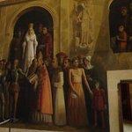 Interior do Alcazar de Segovia