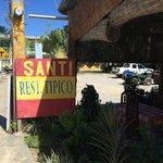 Chez Santi !