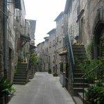 Il borgo di Vitorchiano