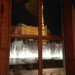 View of Fountains from Circo