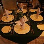 nuestras mesas.