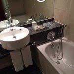 Ванная в номере 1218