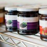 Breda's jams and chutneys