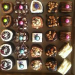 Cupcake Sushi boxes delivered