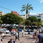 Market in the Square