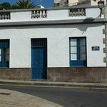 Next door to Tasca La Cueva - traditional house