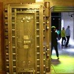 Bank of Canada vault